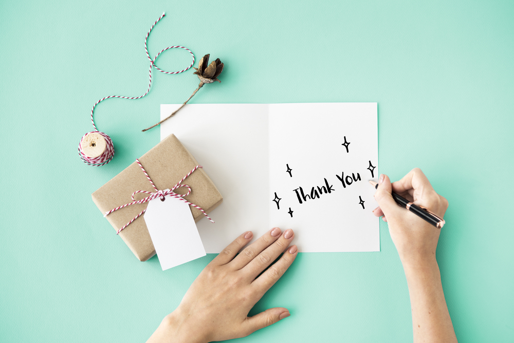 "10 Ways to Say ""Thank You"" To Current Customers"